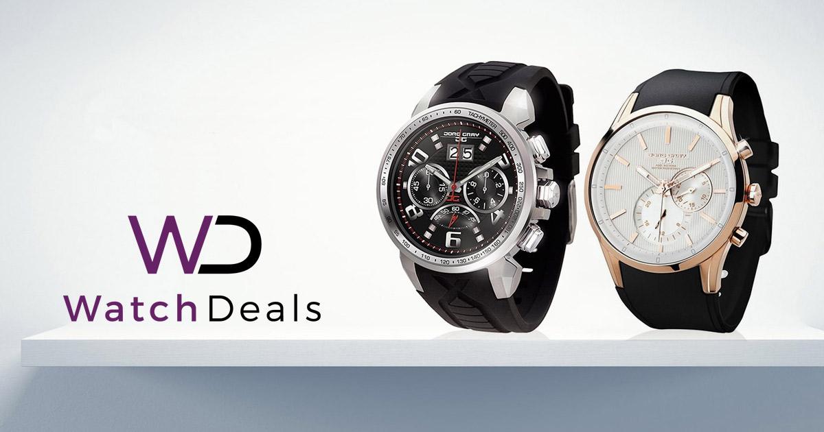 f99435f316 Επώνυμα Ρολόγια στις καλύτερες τιμές της αγοράς! - Watchdeals.gr